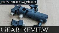 Neewer Professional Universal E Type Speedlite Bracket & Cold Shoe Adapter | Gear Review