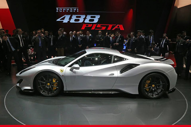 Ferrari 488 Pista India