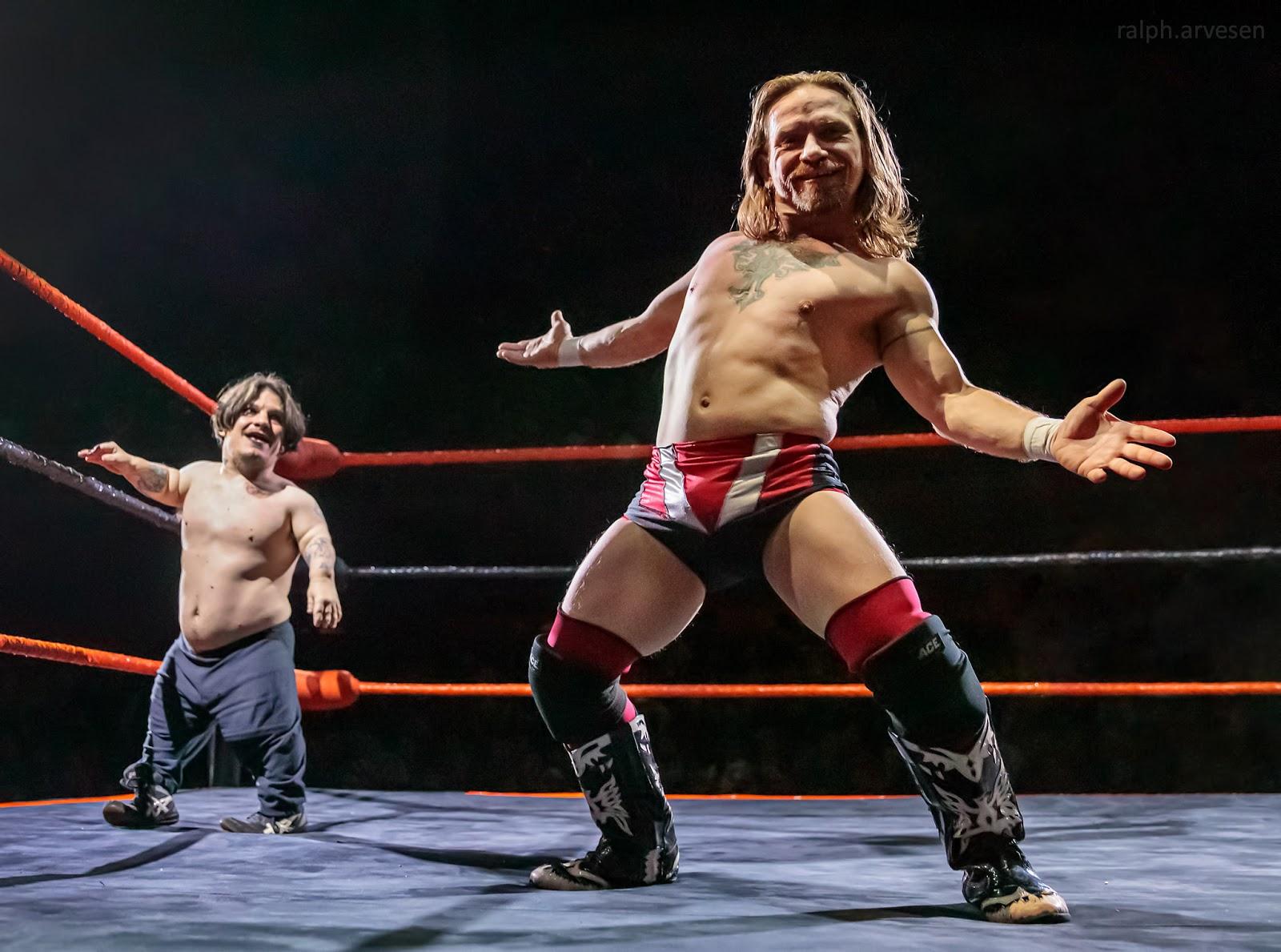 MicroMania Midget Wrestling | Texas Review | Ralph Arvesen
