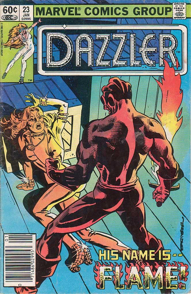 Dazzler (1981) 23 Page 1