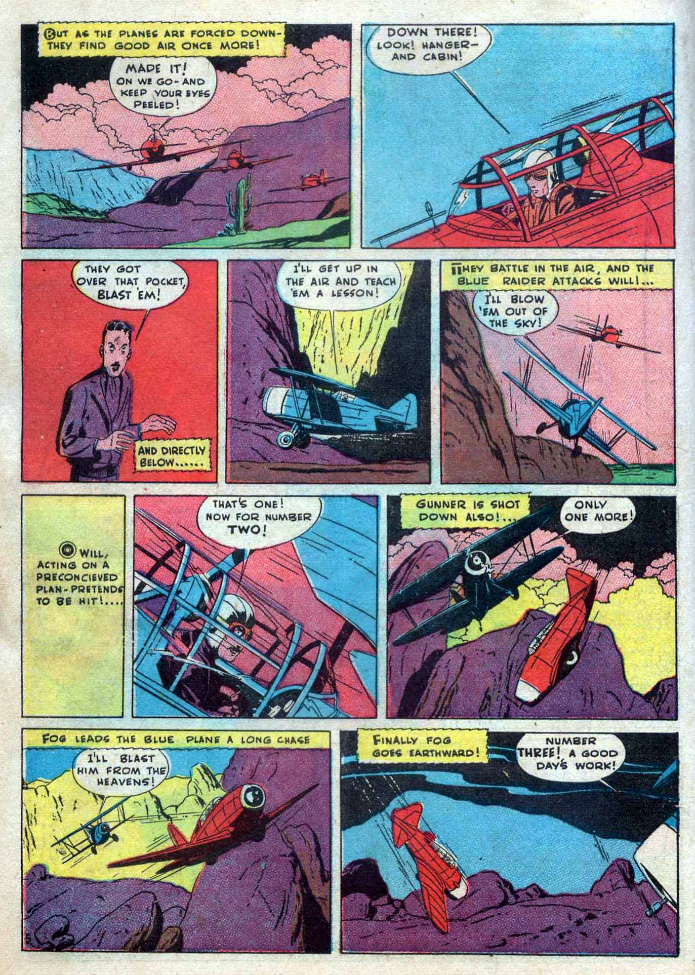 Read online Action Comics (1938) comic -  Issue #27 - 38