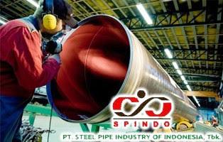 Lowongan Kerja Jobs : Operator Produksi Min SMA SMK D3 S1 PT Steel Pipe Indonesia (SPINDO)