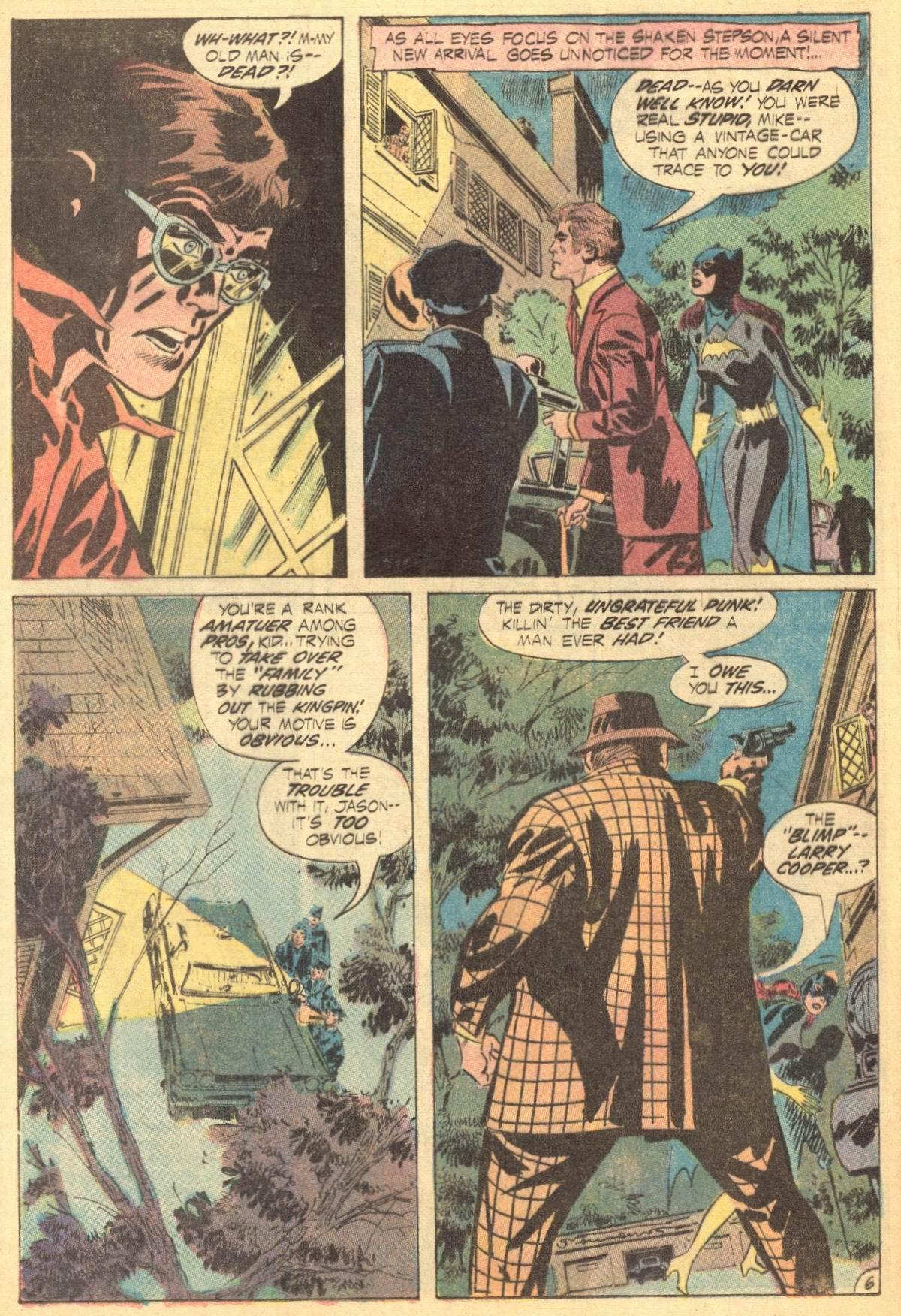 Detective Comics (1937) 419 Page 29