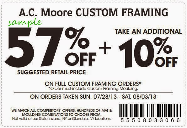 graphic regarding Ac Moore Printable Coupon called Ac moore 50 off coupon - Plaza la marsa