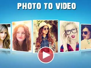 फोटो से वीडियो photo to video