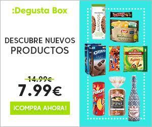 DegustaBox: Tu sorpresa mensual