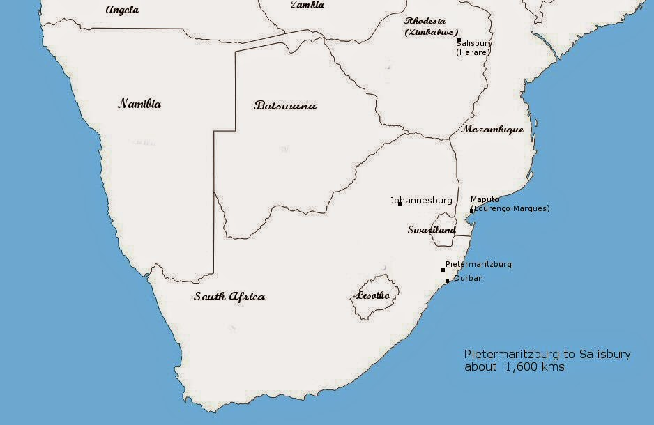 Map Of Africa Johannesburg.Rhodesia Map Africa Jackenjuul
