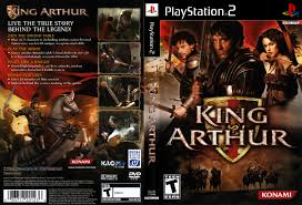 CHeat King Arthur PS2