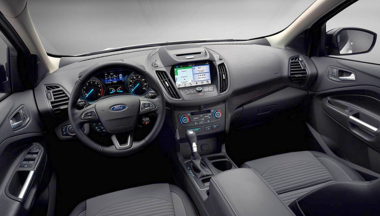 2018 Ford Escape Interior New Car Release Date And