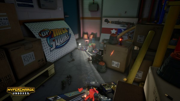 HYPERCHARGE: Unboxed PC Full