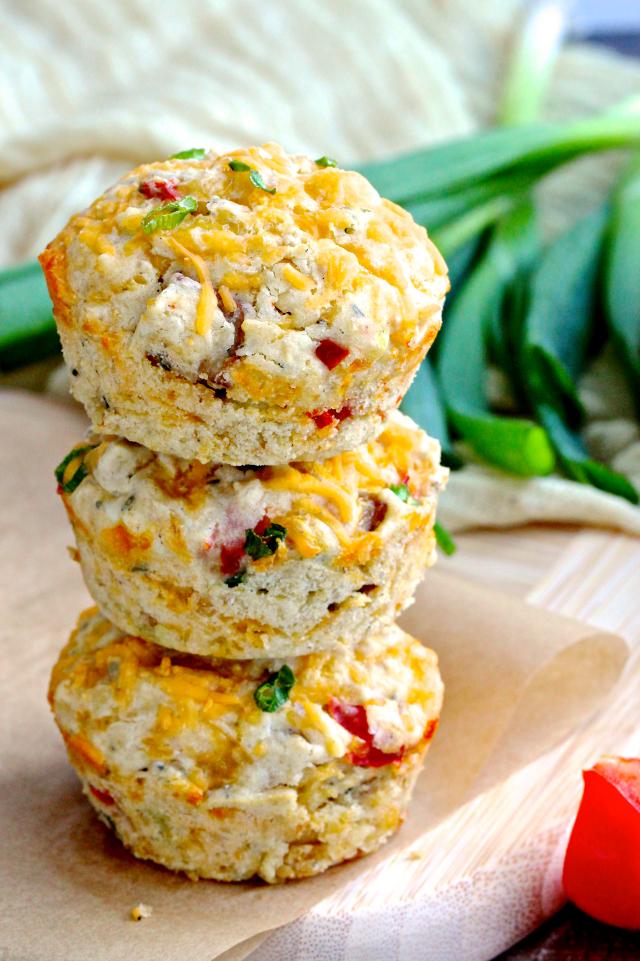 #glutenfree #savorymuffins #thefoodiephysician