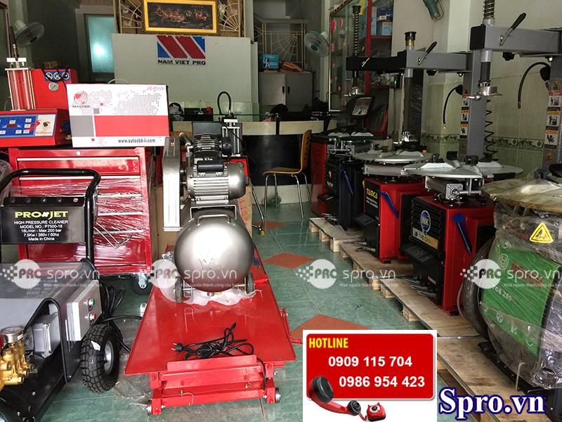 Thiết bị rửa xe, sửa chữa ô tô xe máy Spro.vn