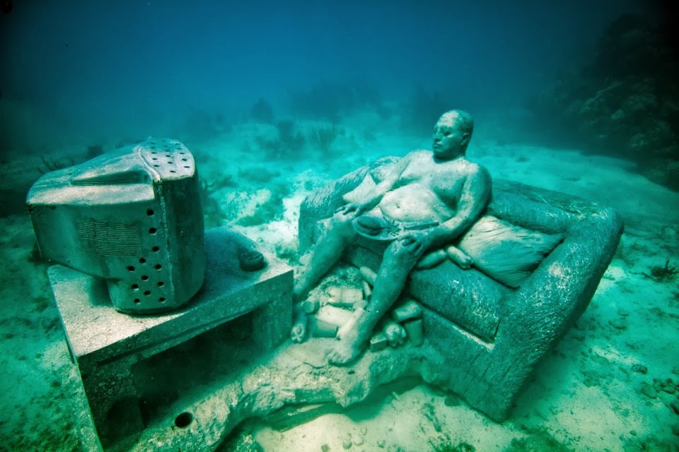 this extraordinary underwater museum will make you speechless