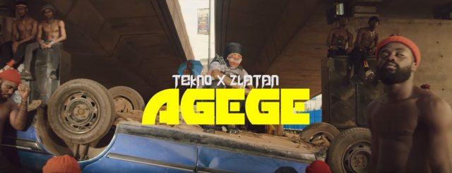 Download Video   Tekno ft Zlatan - Agege