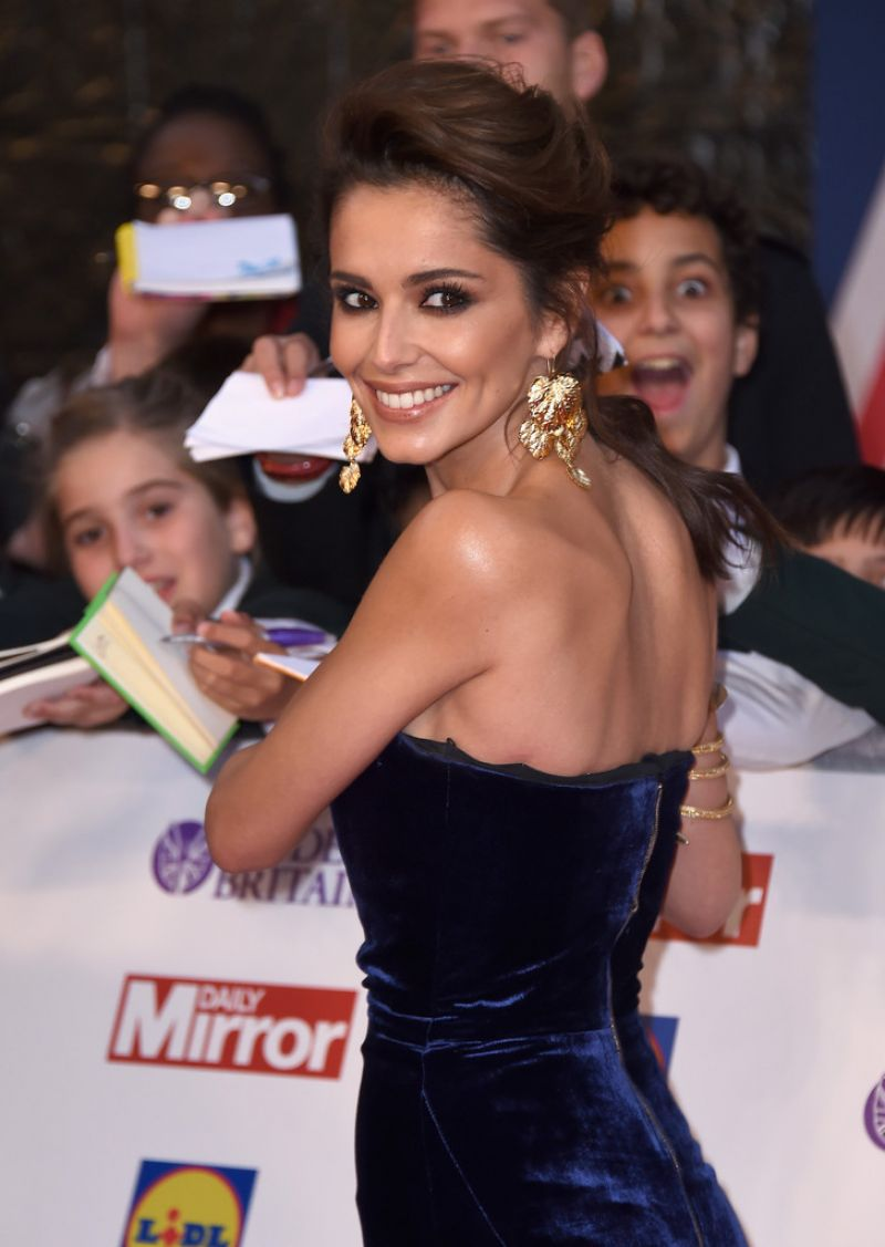 Cheryl Cole come at Pride Of Britain Awards in London