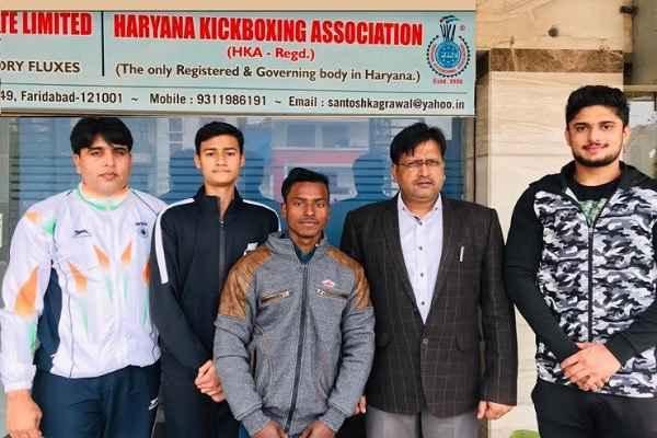faridabad-3-player-participate-in-vako-india-kickboxing-seminar-odisha