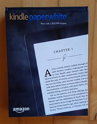 E-bogs læser fra Amazon