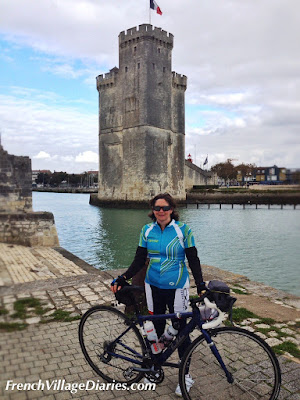 French Village Diaries cycling to La Rochelle Vélo Francette