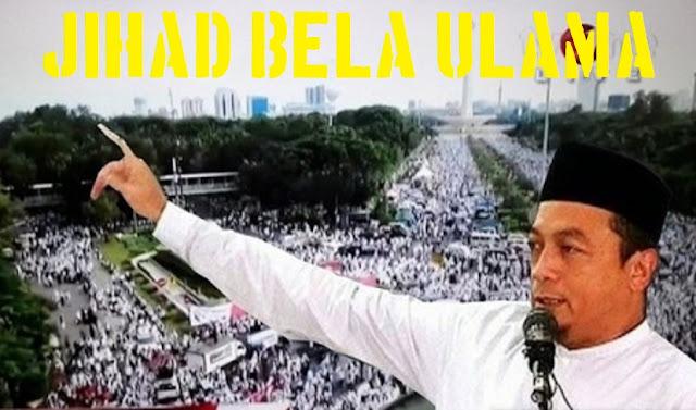 Mulai Terungkap Aliran Dana 1 Milyar Ketua GNPF MUI, Bachtiar Nasir. Transfer Ke Turki Dukung ISIS di Suriah?