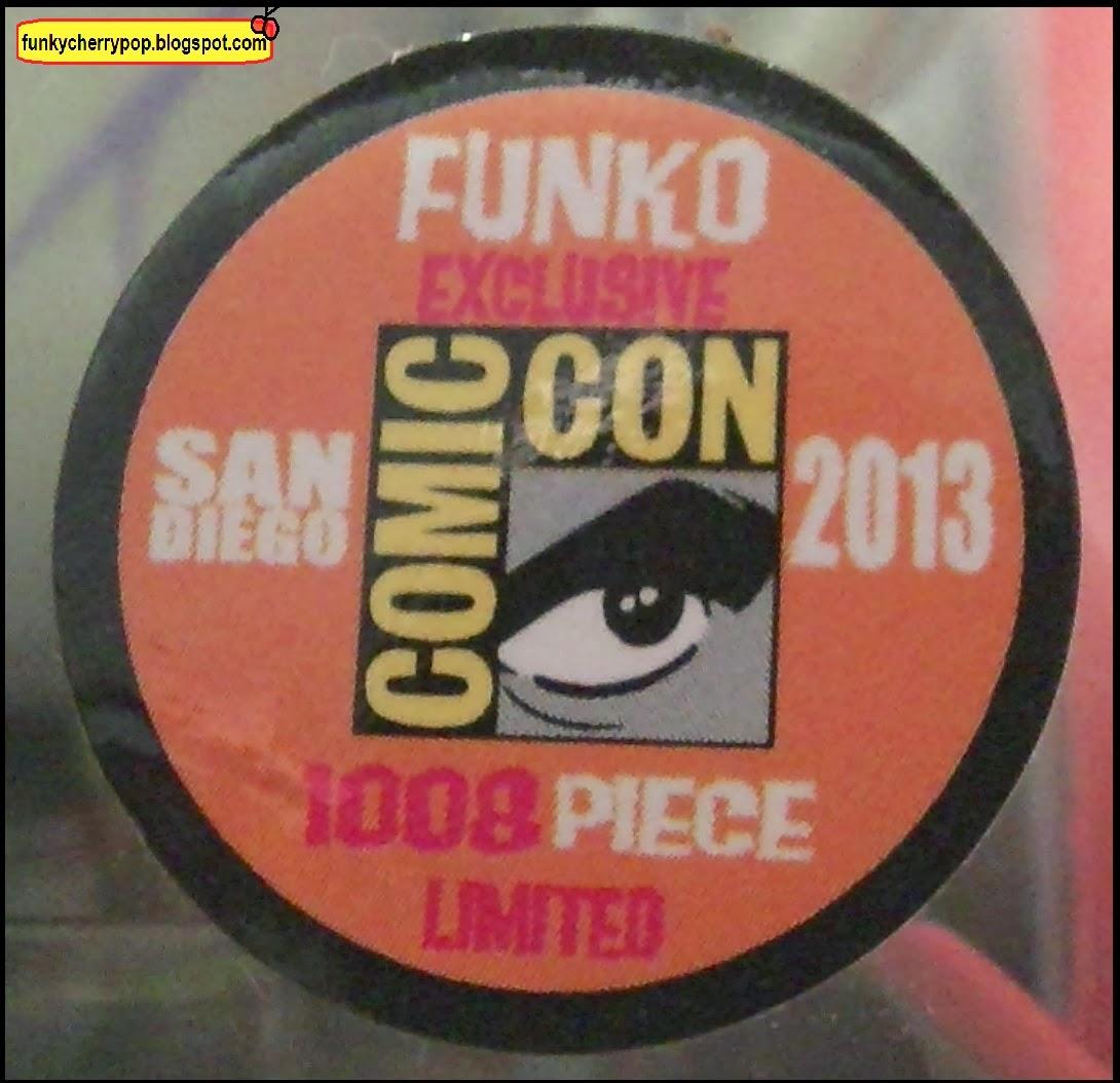 Funky Pop Funko Figures January 2014