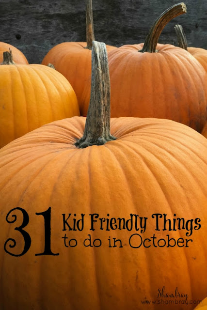 Check out these fun activities to do in October.