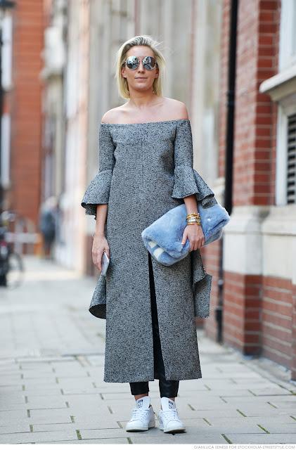 Actualizar el estilo con 55 años inspiración street style -editora de moda-