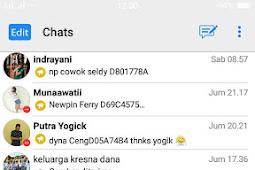 Download BBM MOD B-IOS V3.3.0.16 By: Bayu Parwata Terbaru
