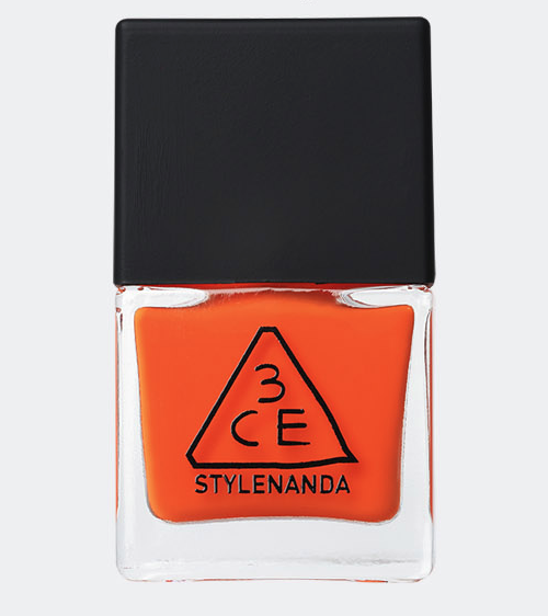 3CE Nail Lacquer Clear Orange