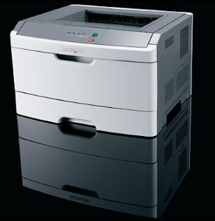 Das Lexmark E260dn ist kompakt, einfach zu bedienen, extrem leise und kann bis zu 35 Seiten pro Minute drucken.