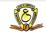 Osmania University OU PhD Admission 2014-15 Notification