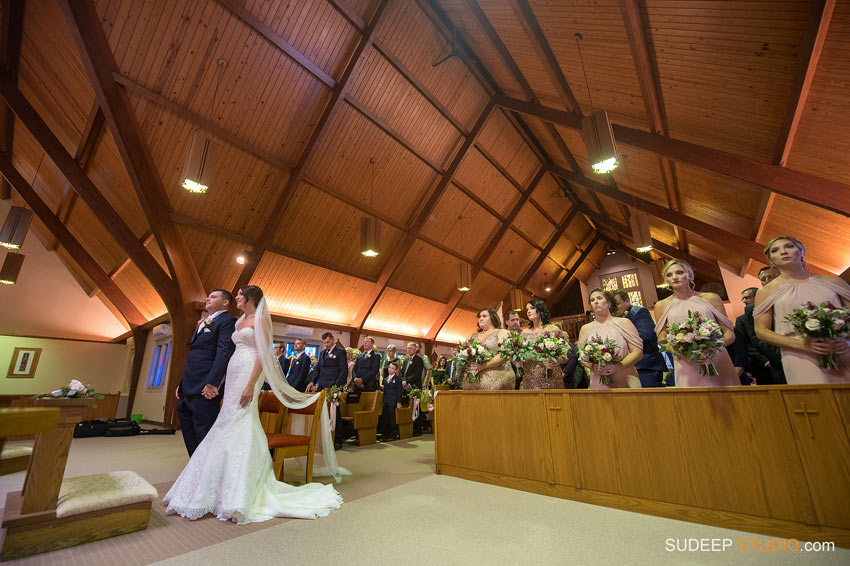 Gorgeous Country Church Wedding SudeepStudio.com Ann Arbor Wedding Photographer