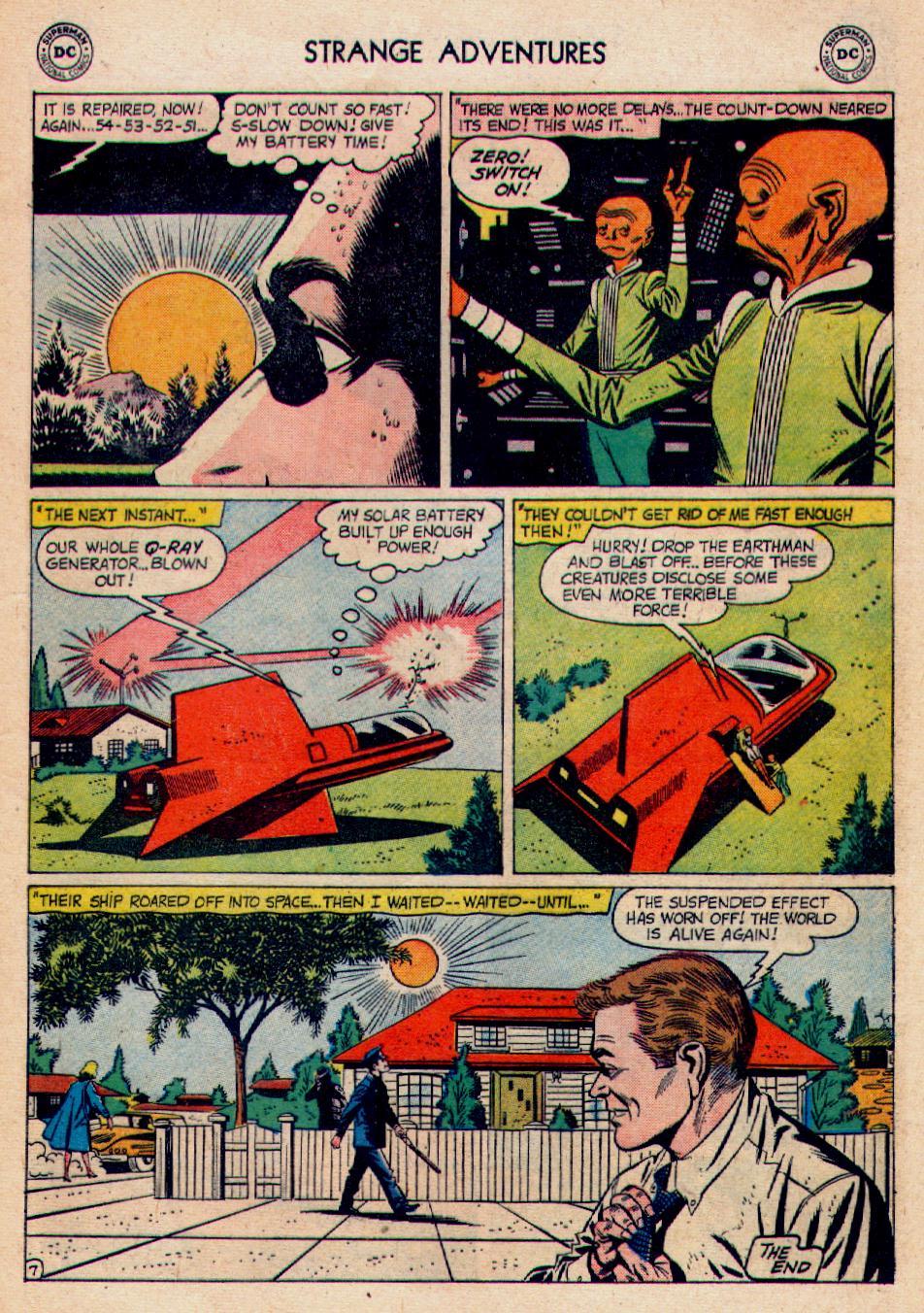 Strange Adventures (1950) issue 95 - Page 9