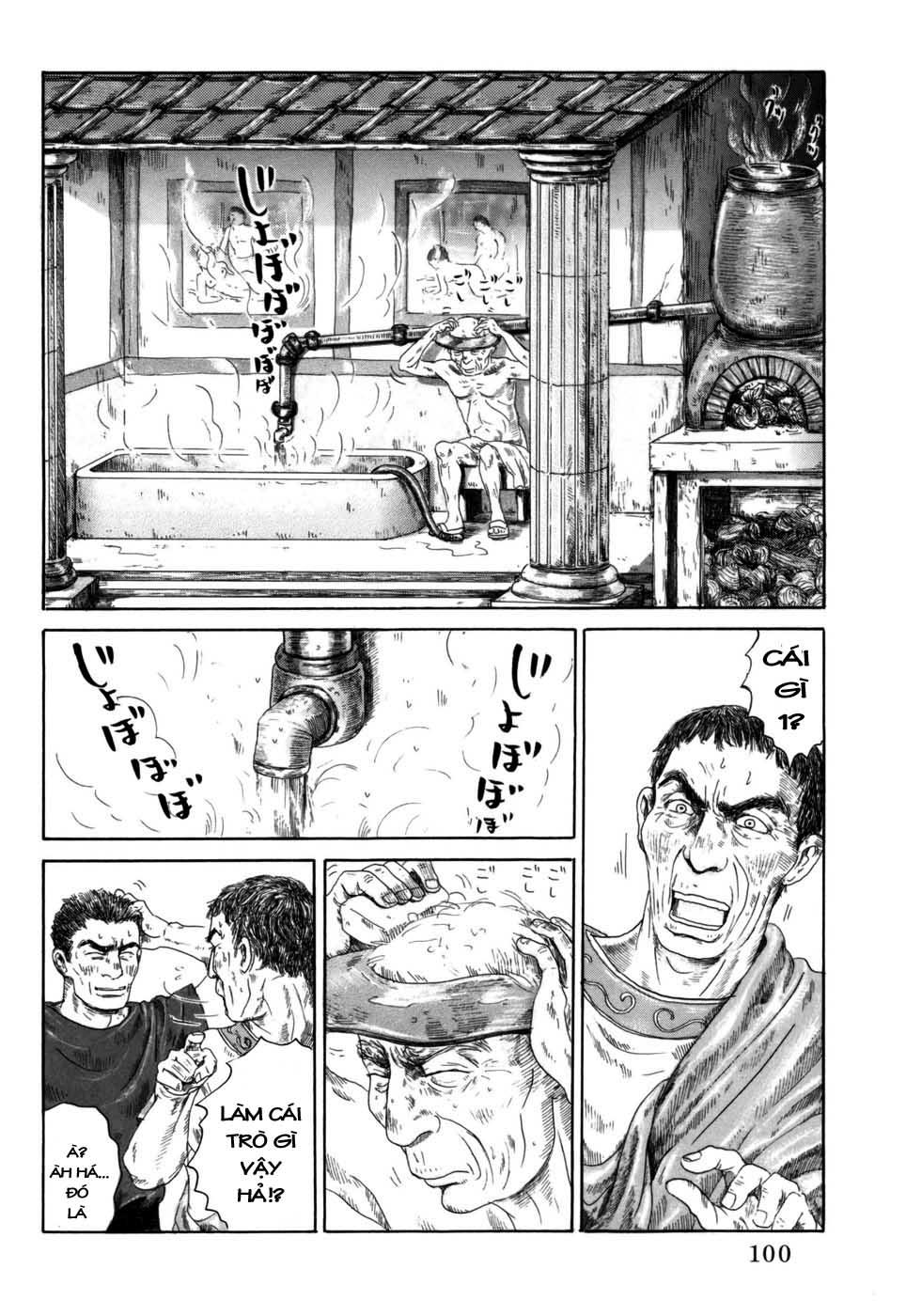 Thermae Romae chap 3 - Trang 27