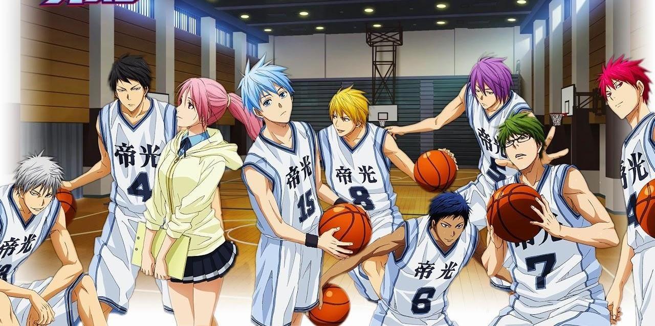 Hình ảnh Kuroko no Basket SS3