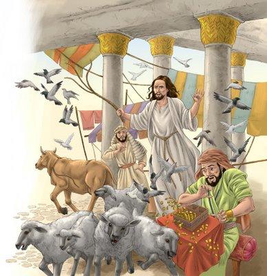 Resultado de imagen para Juan 2,13-22