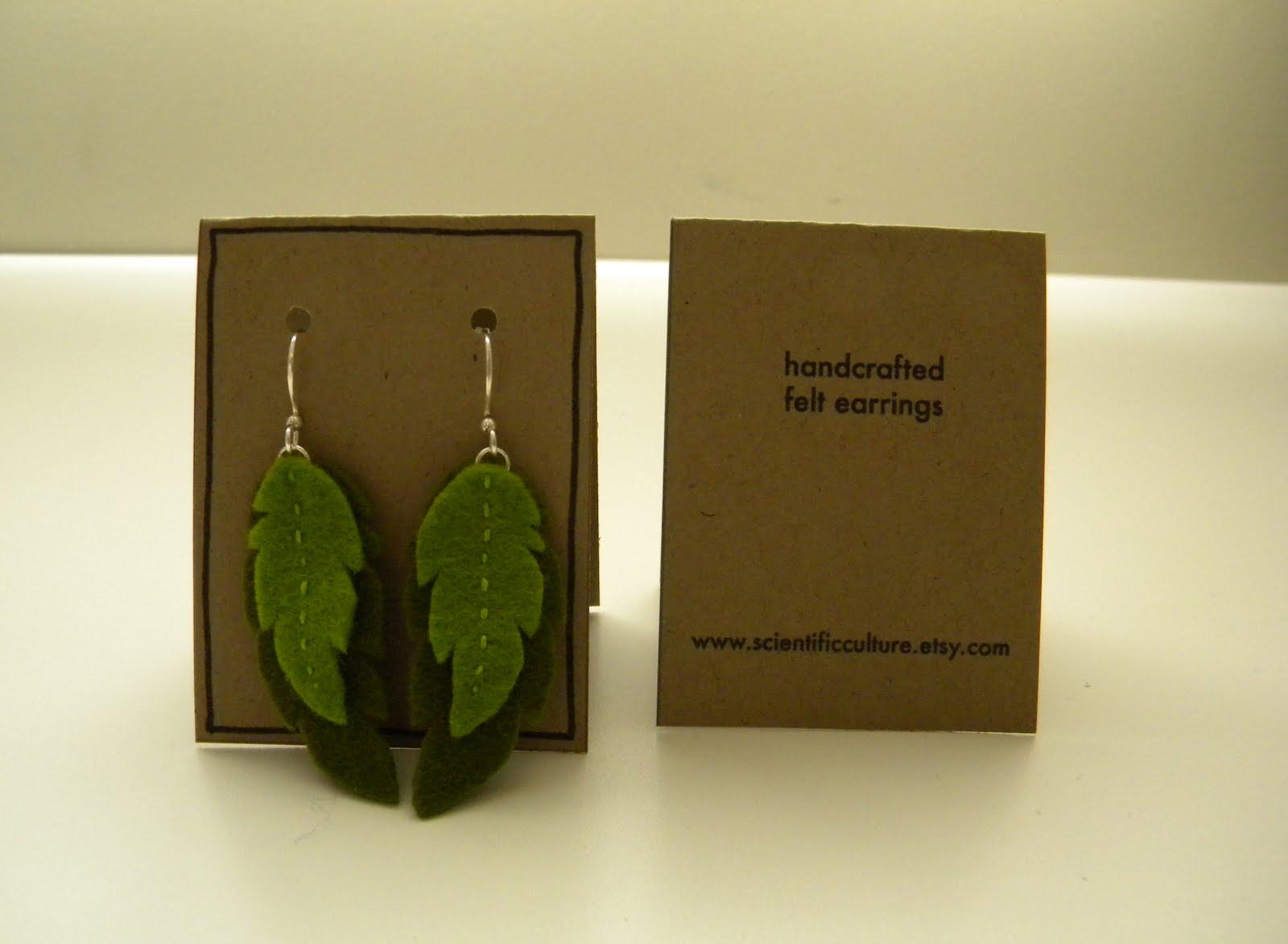 Earring Packaging