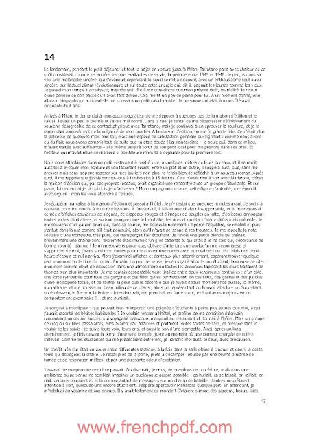 L'amie prodigieuse Tome 3 - Celle qui fuit et celle qui reste par Elena Ferrante PDF Gratuit