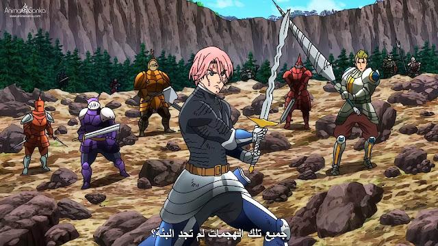 جميع حلقات انمى Nanatsu no Taizai الموسم الأول بلوراي BluRay مترجم أونلاين كامل تحميل و مشاهدة