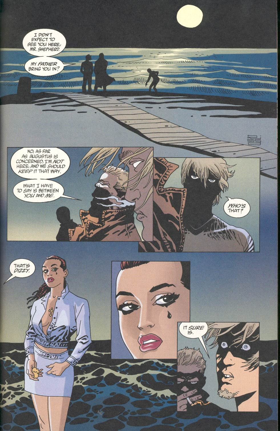 Read online 100 Bullets comic -  Issue #24 - 22