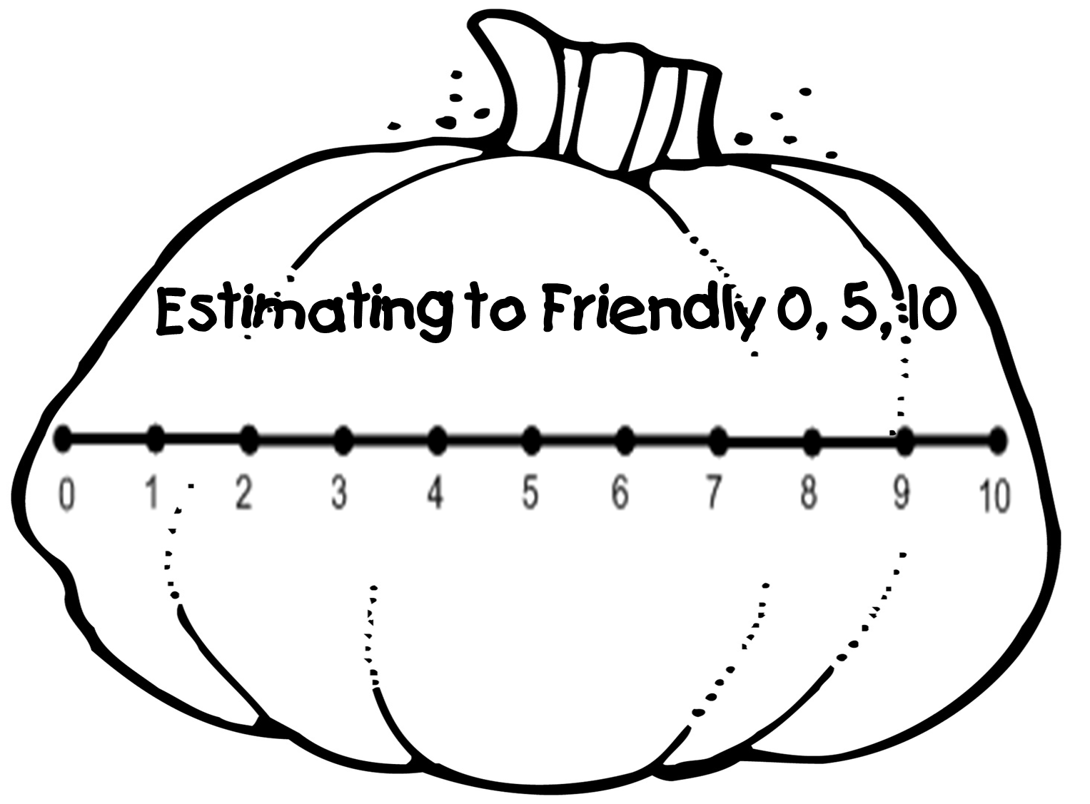 First Grade Wow: Estimating with Friendly Numbers