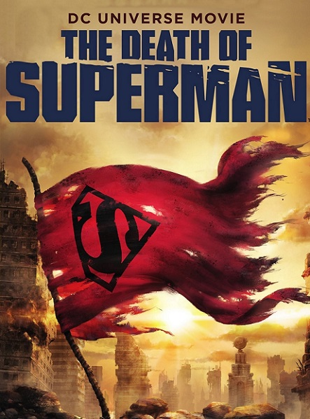 The Death of Superman (La Muerte de Superman) (2018) 720p y 1080p WEBRip mkv Dual Audio AC3 5.1 ch