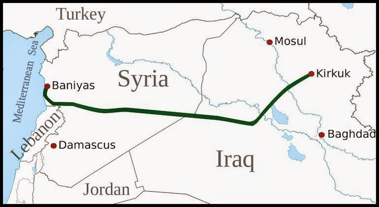 BACCI-Syria's-Oil-Sector-in-the-Fall-of-2014-11-November-2014