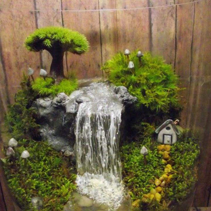 jolies maison de f es les terrariums mlle kaffaniata. Black Bedroom Furniture Sets. Home Design Ideas