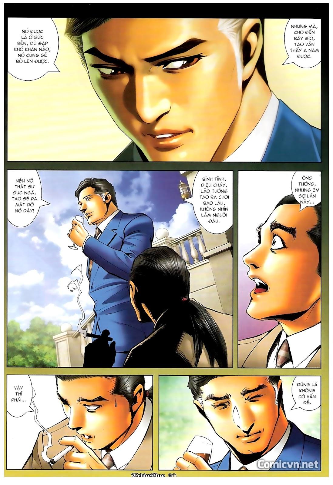 Người Trong Giang Hồ - Chapter 1208: Không nhìn lầm - Pic 27
