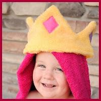 toalla princesa