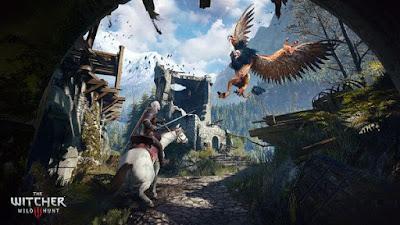 اختيارات في العبة The Witcher 3 Wild Hunt