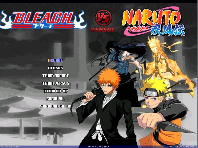Naruto mugen Char downloads