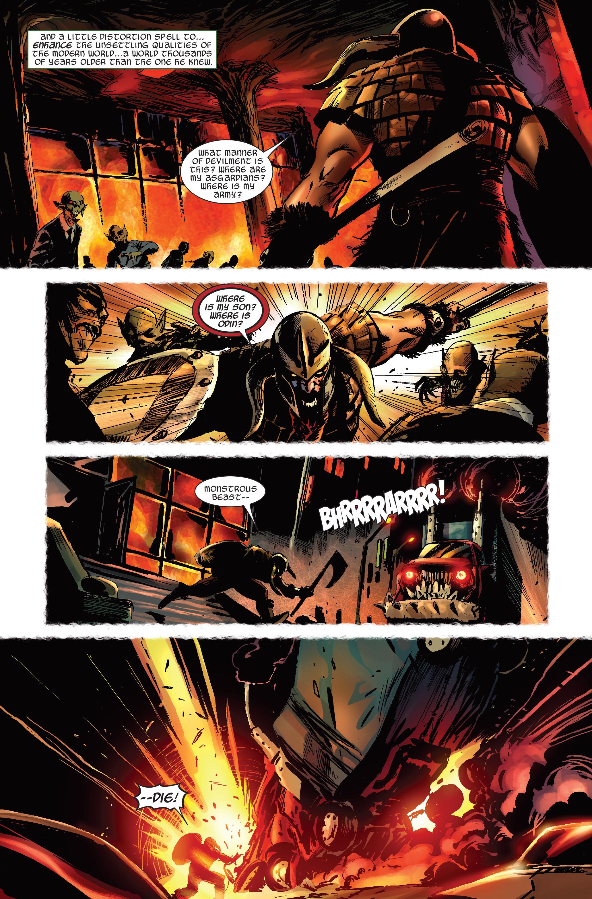 Thor (2007) Issue #600 #13 - English 8