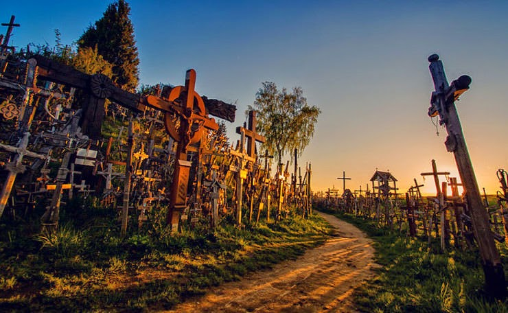 The Hill of Crosses – Utterly Sacred Place in Lithuania