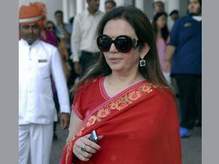 رینوکاچودھری نے نیتا امبانی کو زیڈ پلس سیکوریٹی فراہم کرنے پر سوال اٹھائے